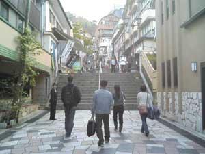 伊香保温泉街